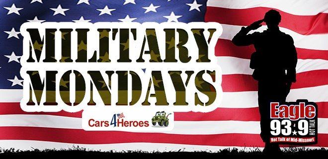 Military Mondays Slider