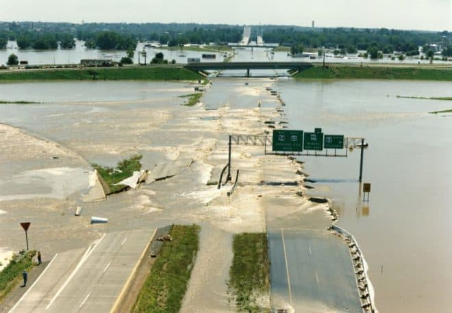 25 years later, Missourians remember the Great Flood of '93