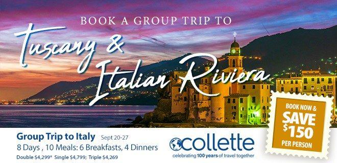 Italy Trip Slider