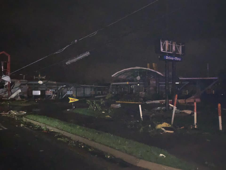 Tornado Rips Through Jefferson City Ktgr