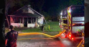 Dunford Street Fire